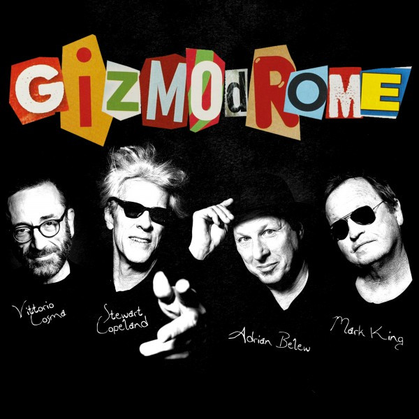 Ho salvato su Spotify: Strange Things Happen di Gizmodrome