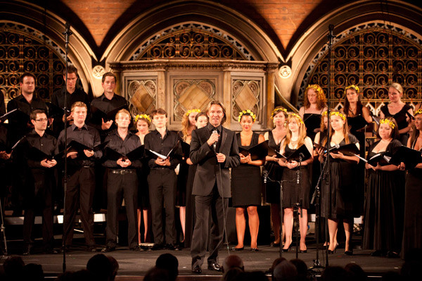 Eric Whitacre Singers