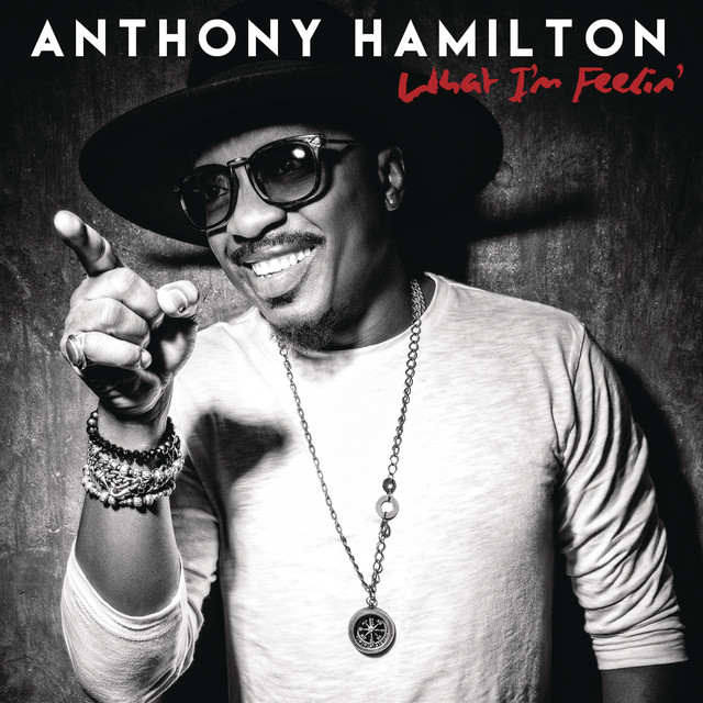 Album cover for What I'm Feelin' by Anthony Hamilton