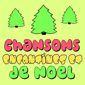 Chansons Enfantines Et De Noël Au Clair De La Lune cover