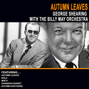 George Shearing, Billy May Autumn Leaves cover