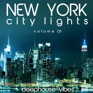 New York City Lights, Vol. 1 (Deephouse Vibes) Albumcover