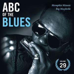 ABC Of The Blues Vol 29 Albumcover