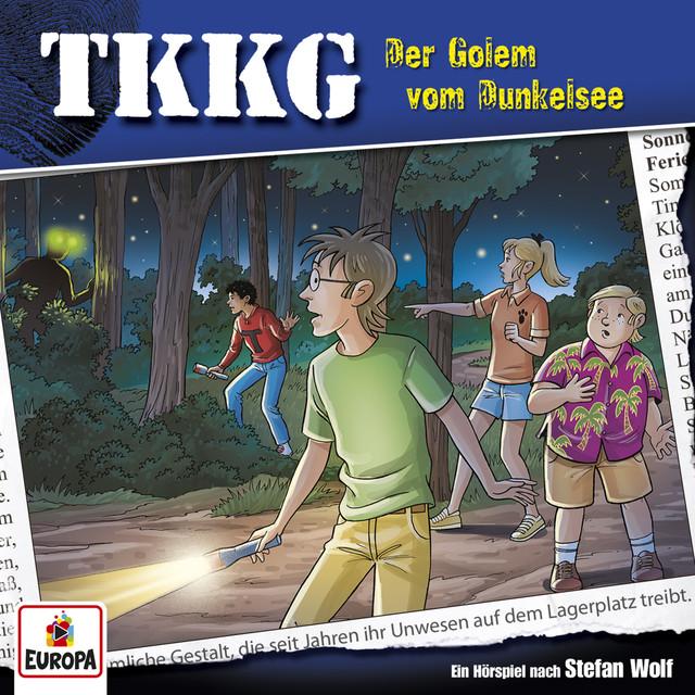 198/Der Golem vom Dunkelsee