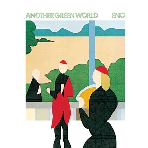 Another Green World Albumcover
