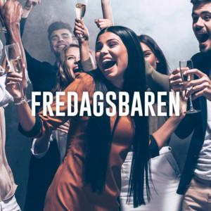 Fredagsbaren - Festmusik til din fredagsbar og dansegulvet