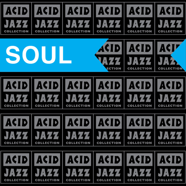 Various Artists The Acid Jazz Collection: Soul album cover