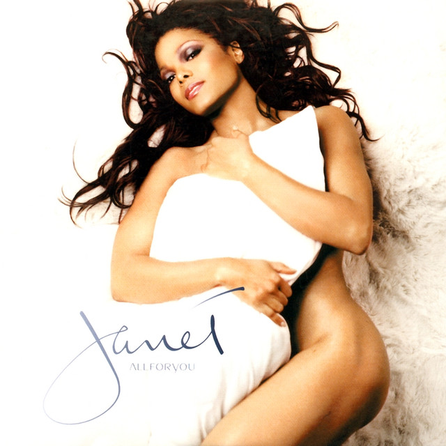 Janet Jackson All for You album cover