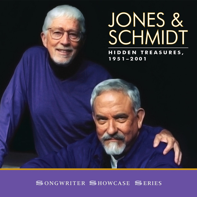 Jones & Schmidt: Hidden Treasures, 1951-2001