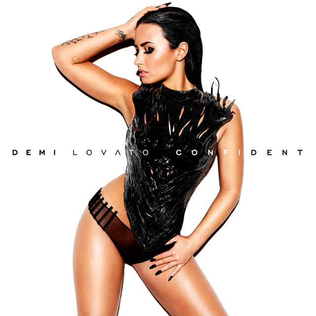 Confident (Deluxe Edition) Albumcover