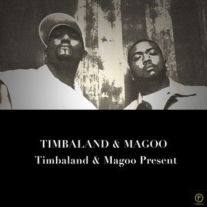 Timbaland & Magoo, Magoo Party People cover