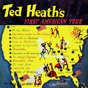 Ted Heath, Ted Heath & His Music, His Music St. Louis Blues cover