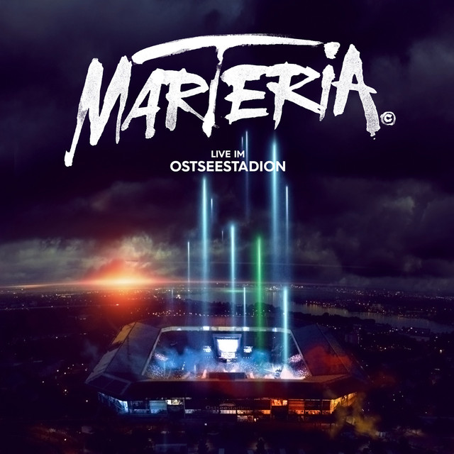 Album cover for Live im Ostseestadion by Marteria
