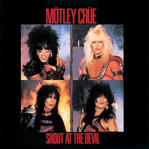 Mötley Crüe Red Hot cover