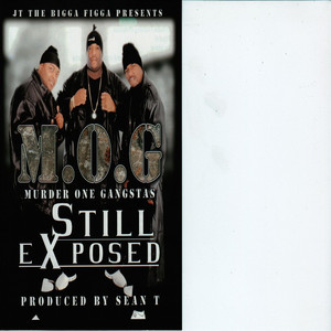 Sean T, M.O.G. Obvious cover