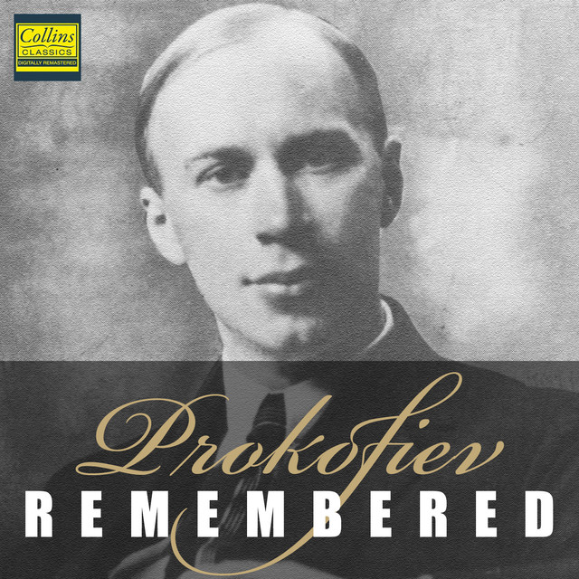 Prokofiev - Remembered - Part 1 Albumcover