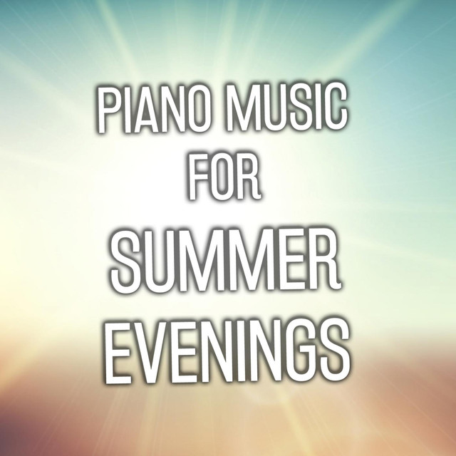 Piano Music for Summer Evenings Albumcover