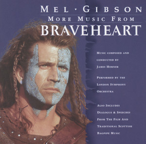 More Music from Braveheart Albumcover
