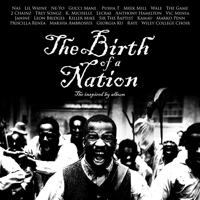 Album cover for The Birth of a Nation: The Inspired By Album by Various Artists