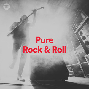 pure rock roll on spotify