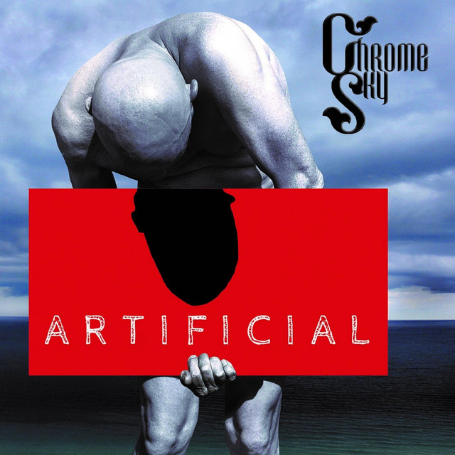Album cover for Artificial by Chrome Sky
