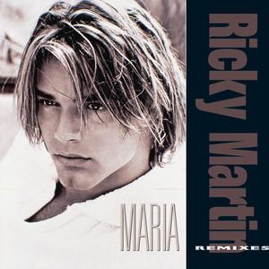 Ricky Martin María cover