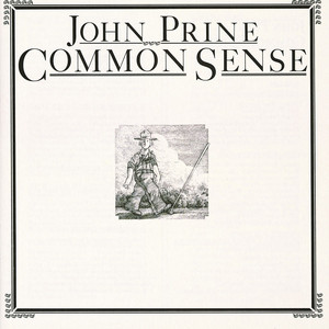 John Prine Saddle in the Rain cover