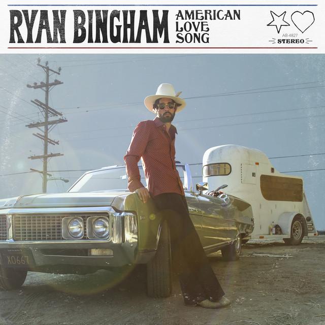 Skivomslag för Ryan Bingham: American Love Song