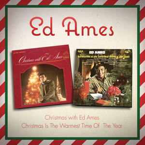 Christmas With Ed Ames/Christmas Is the Warmest Time of the Year album