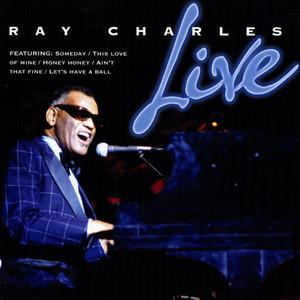Ray Charles Live album