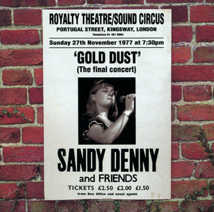Gold Dust - Live At The Royalty (The Final Concert) album