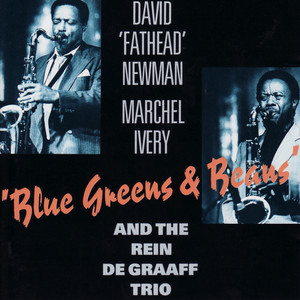 Blue Greens & Beans album