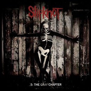 .5: The Gray Chapter Albumcover