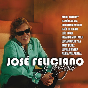 Jose Feliciano Y Amigos Albumcover