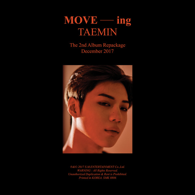 MOVE-ing - The 2nd Album Repackage