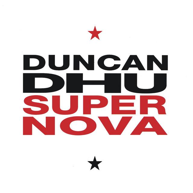 Duncan Dhu Supernova album cover