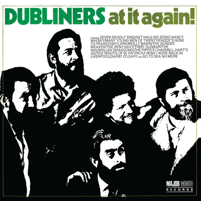 The Dubliners At It Again! album cover