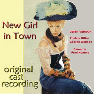 New Girl In Town Original Broadway Cast album