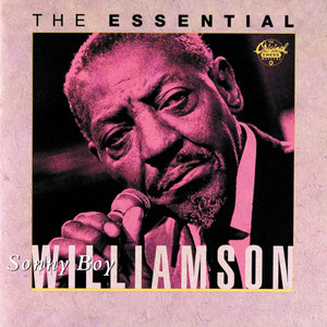 Sonny Boy Williamson Let Your Conscience Be Your Guide cover