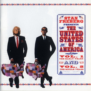 Stan Freberg Presents The USA album