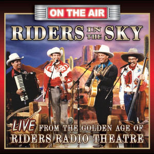 Live From the Golden Age of Riders Radio theater album