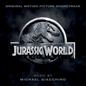 Jurassic World (Original Motion Picture Soundtrack) Albumcover
