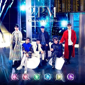GALAXY OF 2PM album
