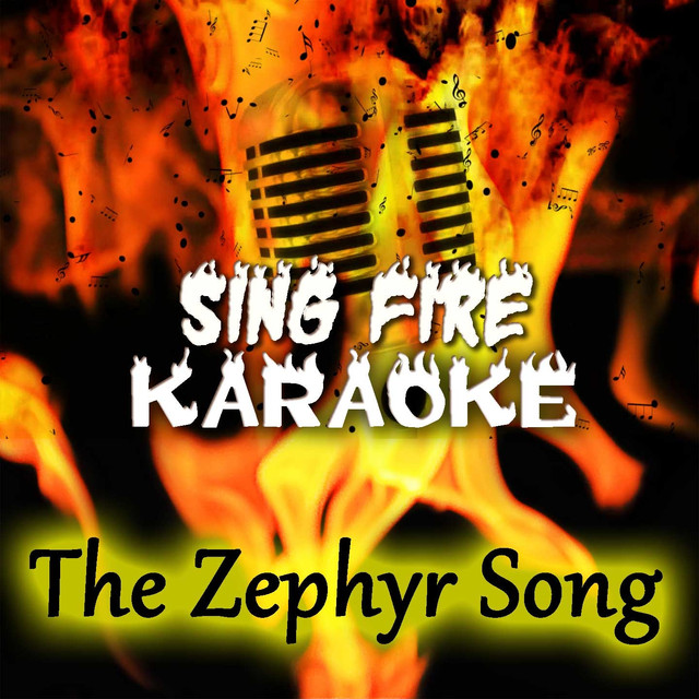 The Zephyr Song (Karaoke Version) - Originally Performed By Red Hot