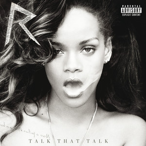 Talk That Talk (Deluxe Explicit Edition) Albumcover