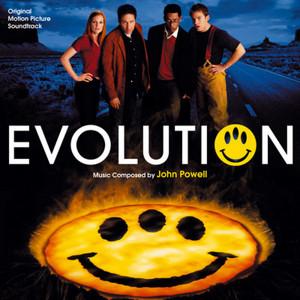 Evolution Albumcover