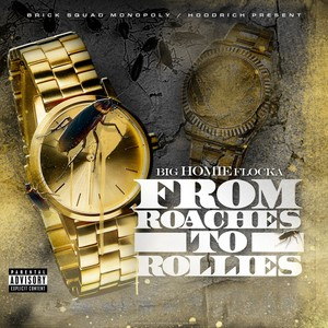 From Roaches to Rollies Albumcover