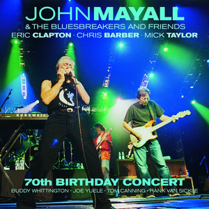70th Birthday Concert (Live) album
