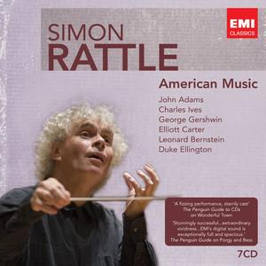 Leonard Bernstein, Sir Simon Rattle, Birmingham Contemporary Music Group Bernstein: Wonderful Town, Act 2: No. 16, Ohio Reprise (Eileen, Ruth) cover