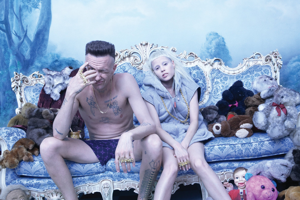 Die Antwoord tickets and 2018  tour dates